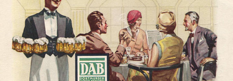 DAB - En tvättäkta Dortmunder Premium Lager