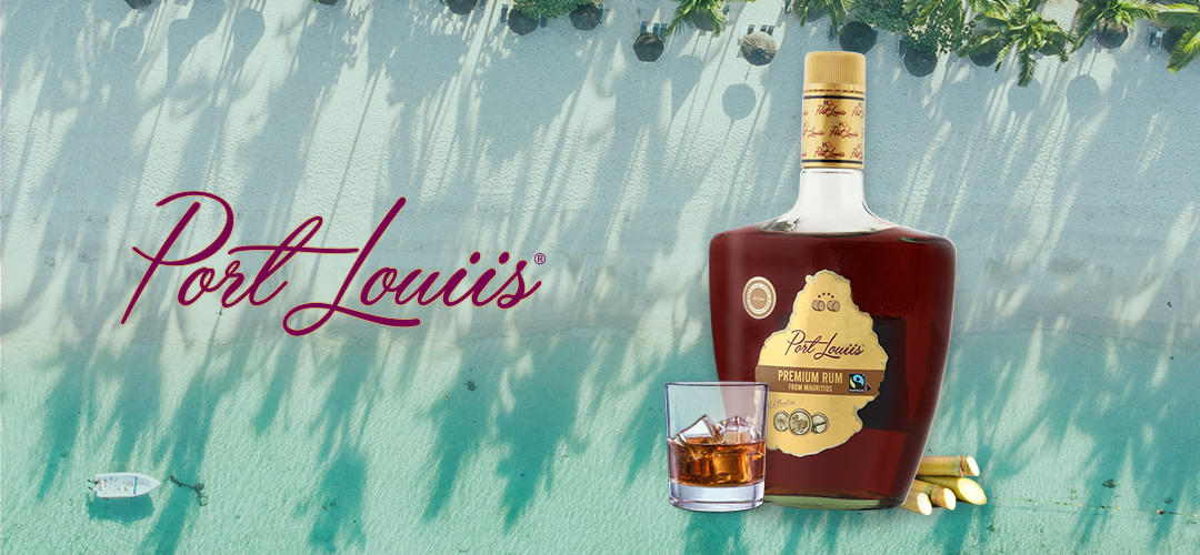 Första Fairtrade-märkta produkten i sortimentet – Port Louiis Fairtrade Premium Rum från House of Lords